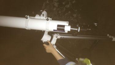 初心者におすすめの天体望遠鏡、ビクセンポルタIIA80Mfの使い方
